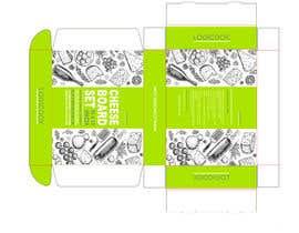 Nro 24 kilpailuun Create Box Packaging for Kitchen Product käyttäjältä emonali55