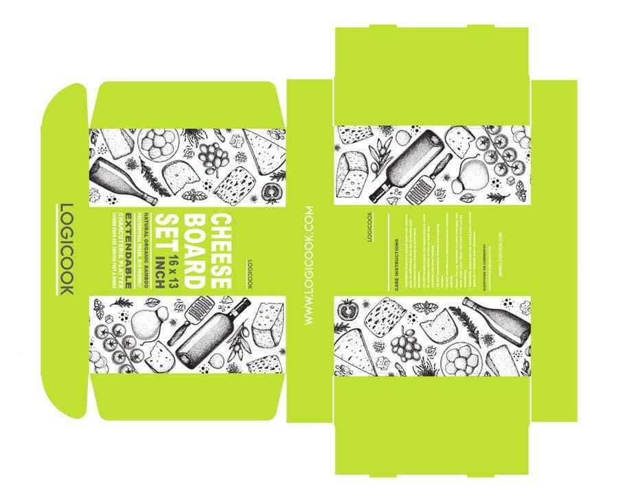 Kilpailutyö #                                        27                                      kilpailussa                                         Create Box Packaging for Kitchen Product