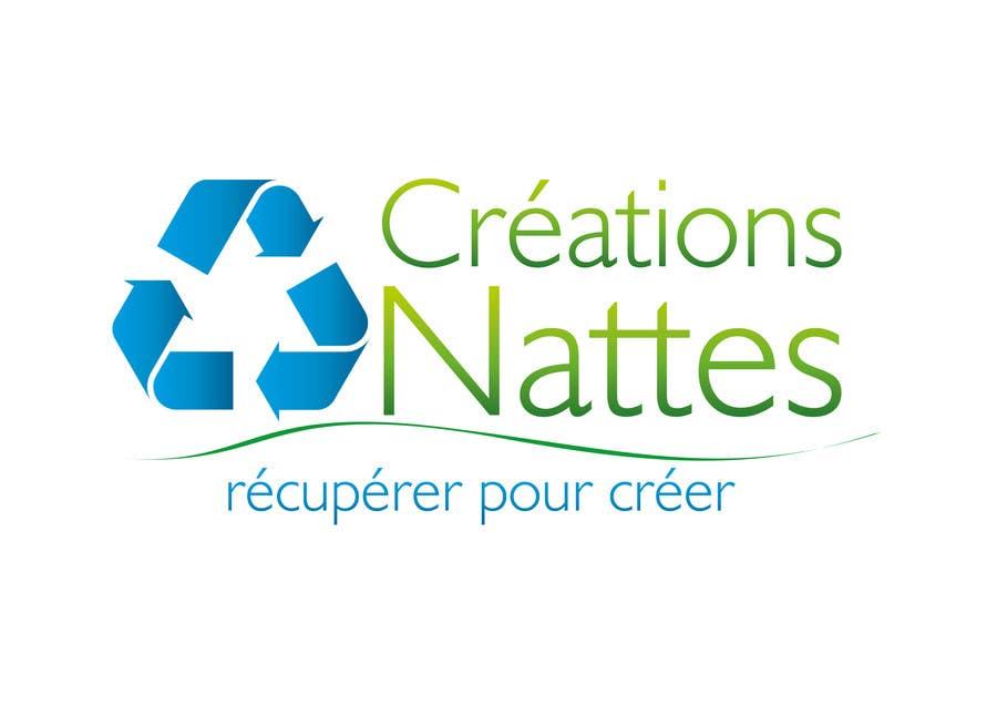 Kilpailutyö #23 kilpailussa Logo Design for Creation Nattes