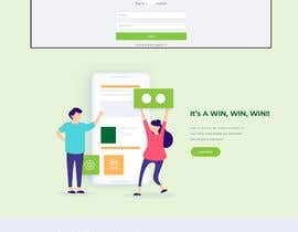 Nro 75 kilpailuun Redesign my website käyttäjältä tidream24