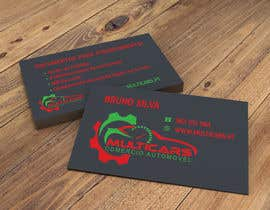 #208 for Car shop business cards by alinafatol