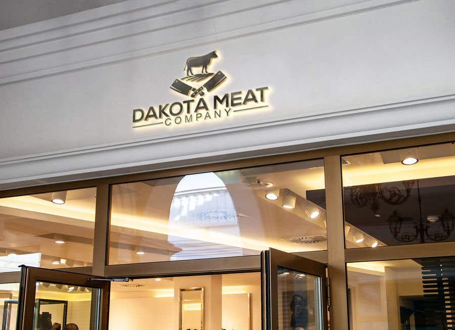 Penyertaan Peraduan #                                        40                                      untuk                                         Logo Design for Local Meat Company