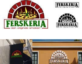 #11 untuk Build a logo for a pizzeria under a food chain brand name. oleh paujealous