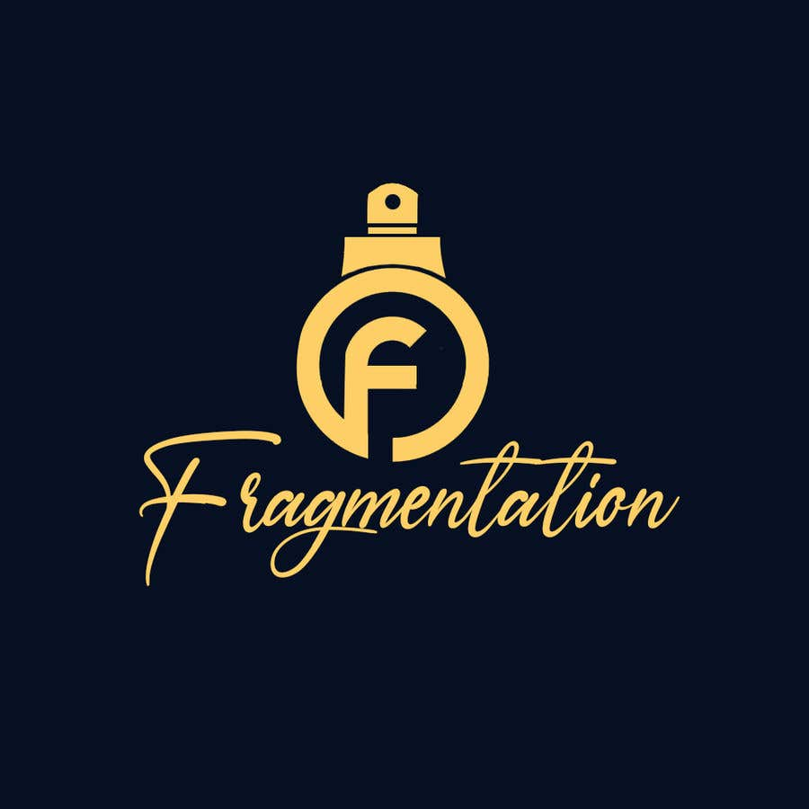 Bài tham dự cuộc thi #                                        144                                      cho                                         Logo for a fragrance/perfume related project -> Fragmentation