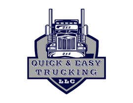 #47 для QUICK & EASY TRUCKING LLC от sajibsarder