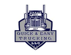 #82 для QUICK & EASY TRUCKING LLC от sajibsarder