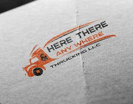 #83 for HERE, THERE & ANYWHERE TRUCKING LLC by khaboy