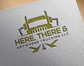 #76 for HERE, THERE & ANYWHERE TRUCKING LLC by nazmunnahar01306