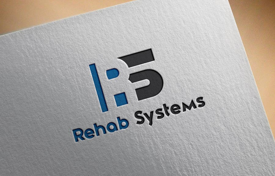 Penyertaan Peraduan #51 untuk Design a Logo for Rehab Systems