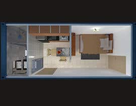 #8 for Shipping container conversion to site accommodation unit by rumendas