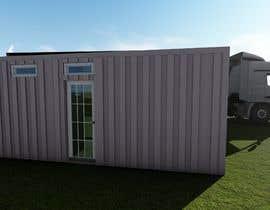 #25 cho Shipping container conversion to site accommodation unit bởi brazi2803