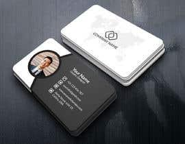 Nro 433 kilpailuun Business card design käyttäjältä designacademy11