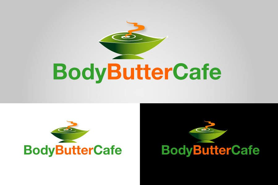 Contest Entry #40 for Logo Design for Body Butter Cafe