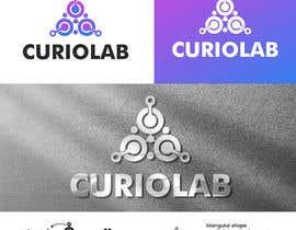 #94 untuk make a logo for the name curiolab oleh abramwidiantoro
