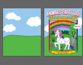 freeland972 tarafından Book Cover - Animal Farting Color By Number Book için no 24