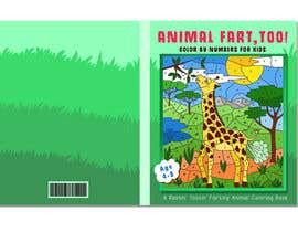 kusumkapat tarafından Book Cover - Animal Farting Color By Number Book için no 84