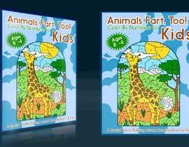 abdelgawadelkar7 tarafından Book Cover - Animal Farting Color By Number Book için no 29