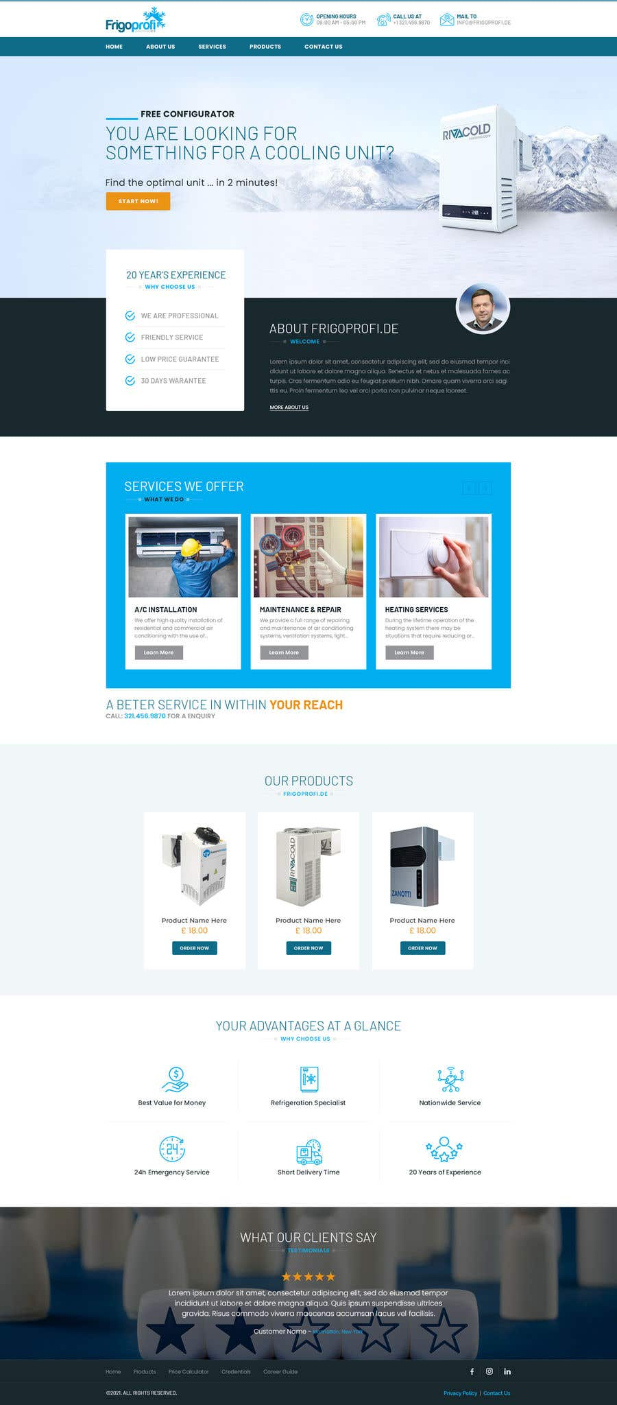 Contest Entry #                                        40                                      for                                         I need a redesign of website