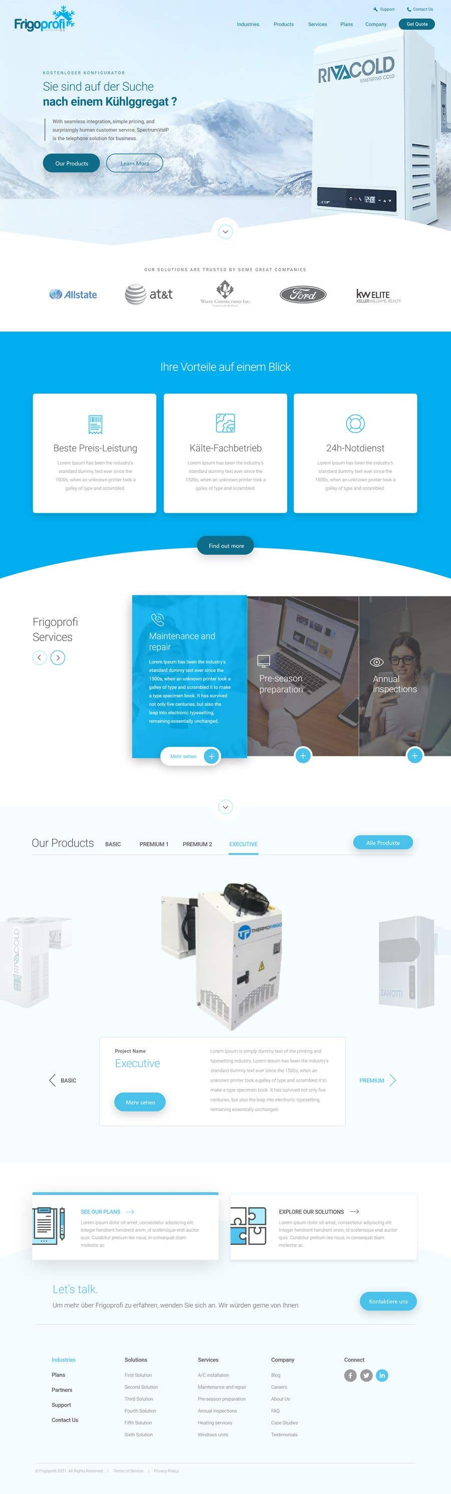 Contest Entry #                                        17                                      for                                         I need a redesign of website