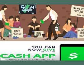 Nro 8 kilpailuun homeless cash app junkie käyttäjältä navidzaman001