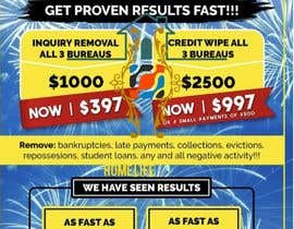 #25 for Credit Repair Flyer by Shaikbbaba78