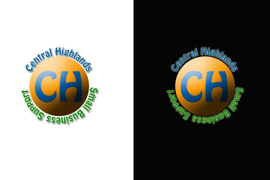 Penyertaan Peraduan #                                        1                                      untuk                                         Logo Design for Small Business Support