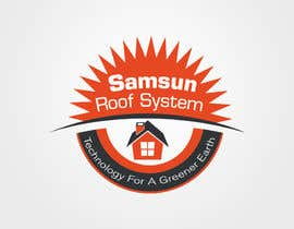 #11 for Design a Logo for SAMSUN ROOF SYSTEM by venkee86