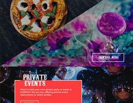#146 for Design FUN Website for Speakeasy Concept by XINITELO