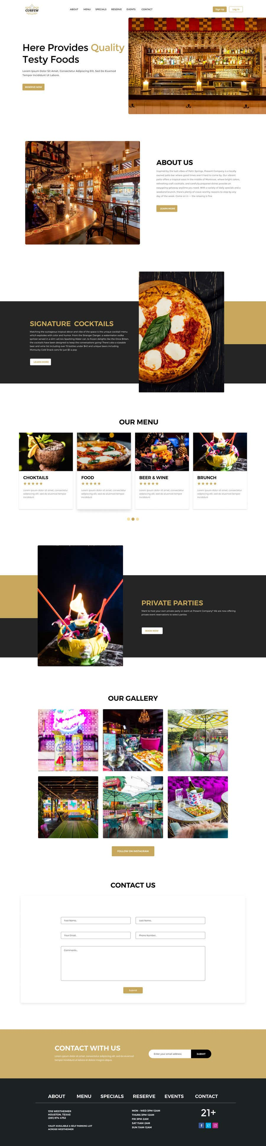 Contest Entry #                                        155                                      for                                         Design FUN Website for Speakeasy Concept