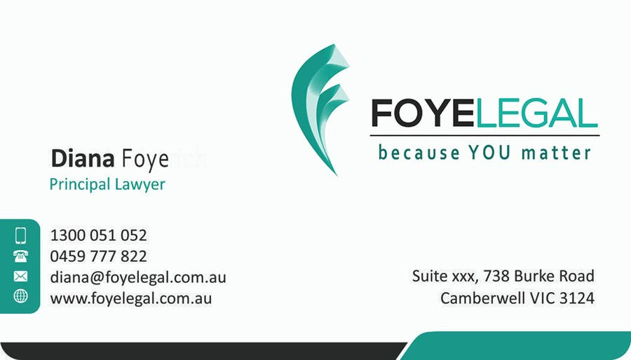 Contest Entry #                                        17                                      for                                         Re-design a Logo/Brand and Stationery for Legal Business