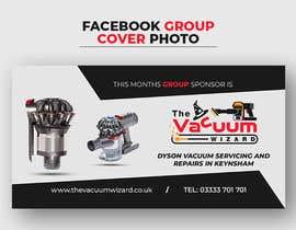 #84 для Facebook group cover image от TheCloudDigital