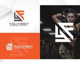 Nro 327 kilpailuun Logo for Health and fitness Brand käyttäjältä Designnwala