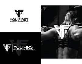 Nro 301 kilpailuun Logo for Health and fitness Brand käyttäjältä ronykumar668