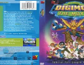 #5 pentru DVD COVER Recreate in Adobe Illustrator de către glcn4499