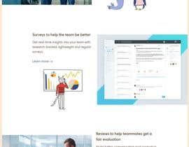#4 for 3d Motion design for website landing page af hosnearasharif