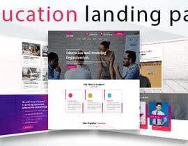 #7 for 3d Motion design for website landing page af hemelhafiz