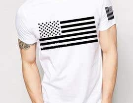 #86 for Distressed US Flag Patriot T-Shirt Design - 27/01/2021 02:53 EST by azizulhakimrafi