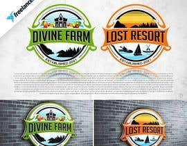 #77 para logo design for farm/tours business por JunrayFreelancer