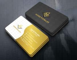 #97 for Ingrid Morales - Business Cards - 27/01/2021 06:04 EST af designacademy11