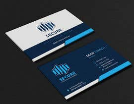 #958 for Cloud Secure Needs business card by tapurayhun6040