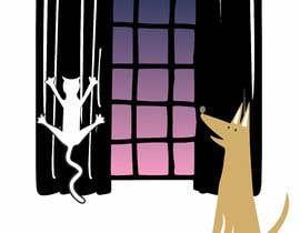 #5 для Cartoon image for company promotional material от juliadafne123