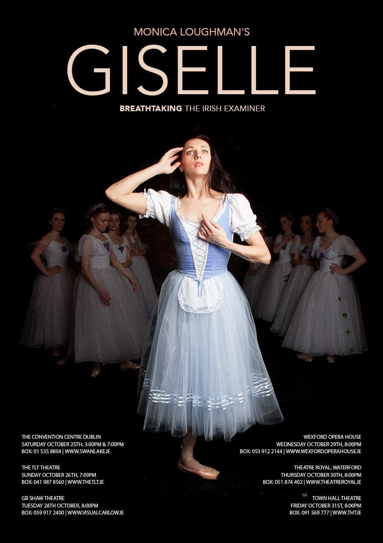 Kilpailutyö #22 kilpailussa Graphic Design for Ballet Flyer / Poster