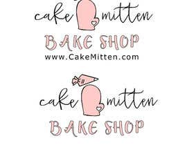 #41 for Cake Mitten logo contest - 27/01/2021 13:18 EST by ioanna9
