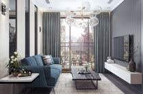 Bài tham dự #9 về Interior Design cho cuộc thi Living room