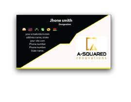 #3 для Business cards от Parannjmf