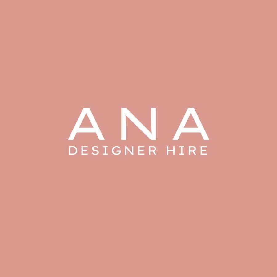 Конкурсная заявка №                                        782                                      для                                         Ana Designer Hire