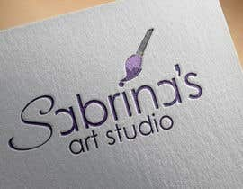 "#169 cho Design a Logo for ""Sabrina's Art Studio"" bởi nataline8730"
