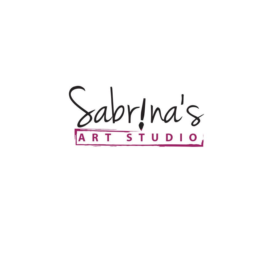 "Contest Entry #174 for Design a Logo for ""Sabrina's Art Studio"""
