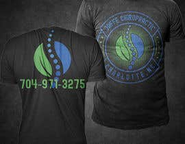 #252 для Fun and Fresh T-shirt Design for Chiropractic Office от miltonbhowmik1