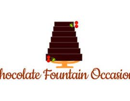 "nº 36 pour Design a Logo for ""Chocolate Fountain Occasions"" par MyDesignwork"